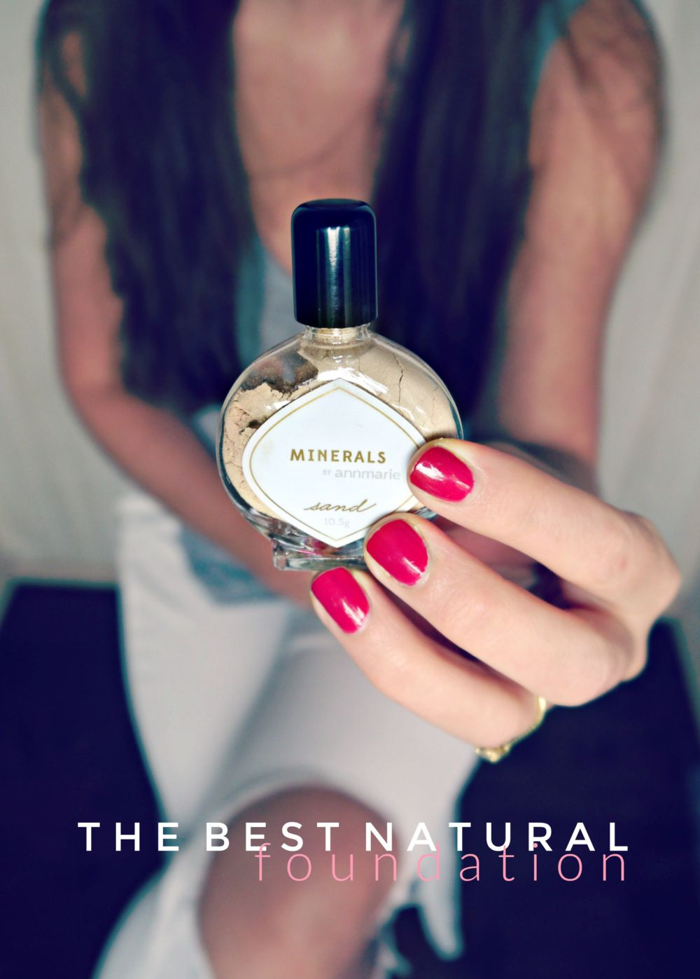 Annmarie Minerals, My Favorite Natural Foundation