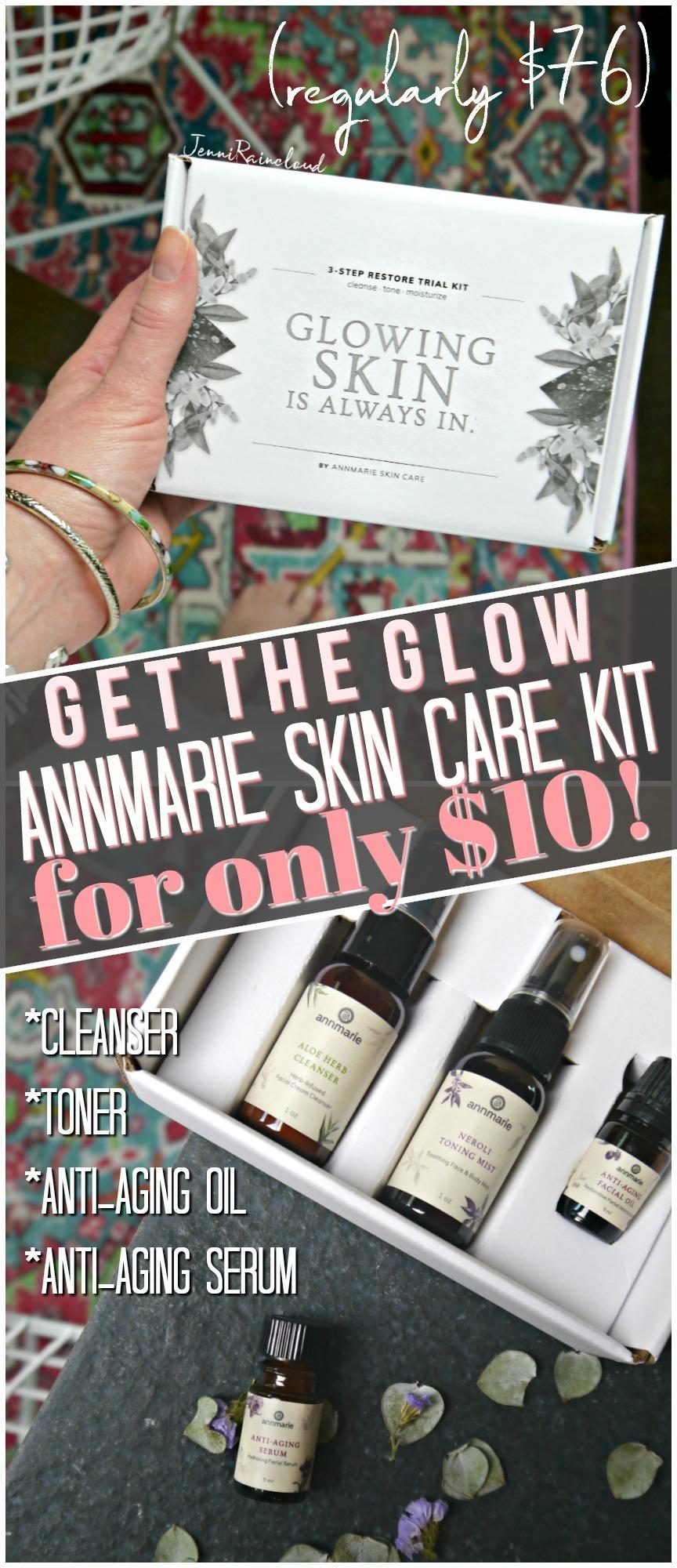 Annmarie Skin Care Detox Kit