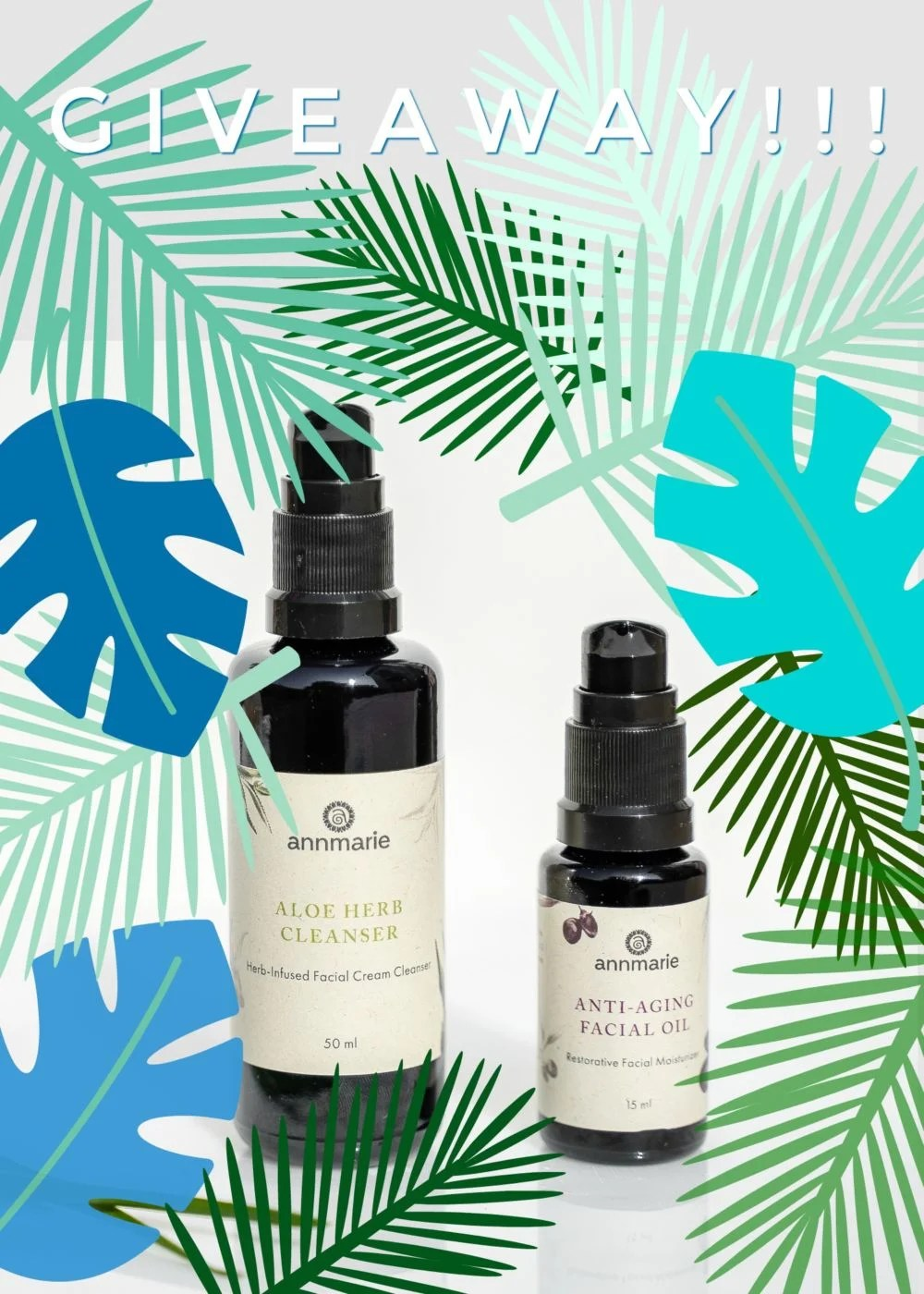 Annmarie Skincare Giveaway