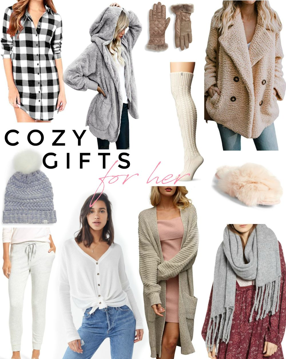 Cozy Gifts for Her!