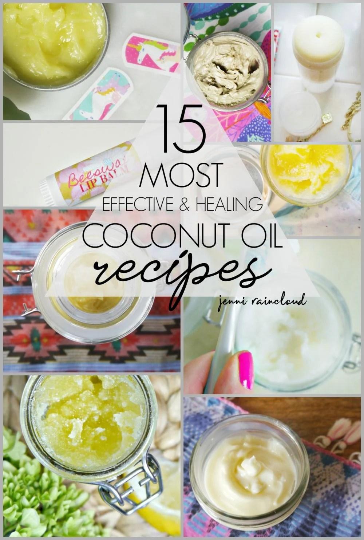 Przepisy na olej kokosowy