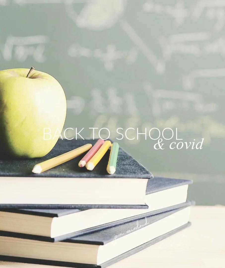 Powrót do szkoły i Covid-19