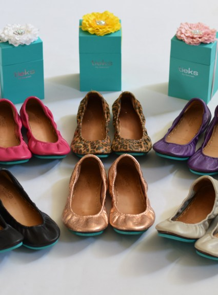 Tieks: The Most Epic Ballet Flat?