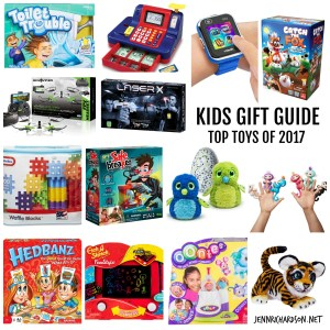 Kid's Gift Guide: Top Toys of 2017