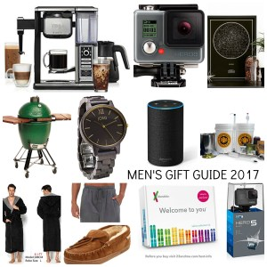 Mens Holiday Gift Guide 2017: Top 10
