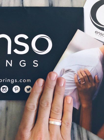 ENSO RINGS: The Silicone Ring Trend