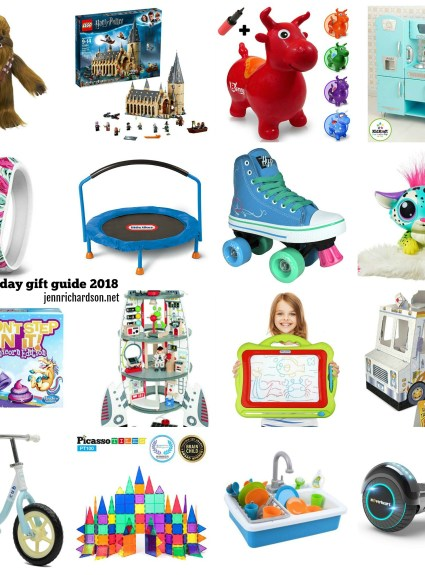 Kids Holiday Gift Guide 2018