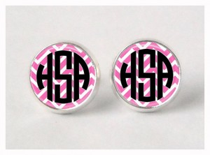 monogram_earrings