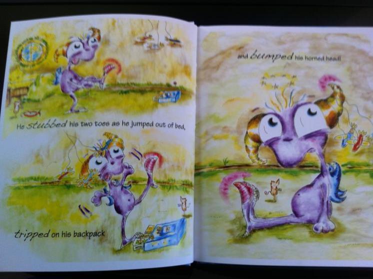 Worry Woos Children's Book