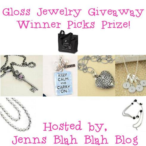 Gloss Jewelry Giveaway