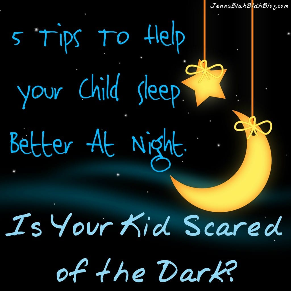5 tips to help your child sleep better at night