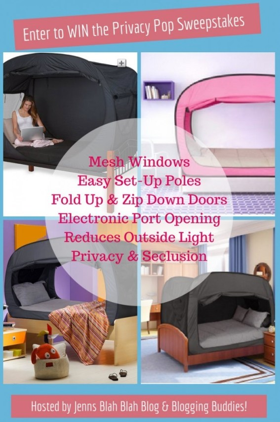 Enter to WIN the Privacy Pop Sweepstakes