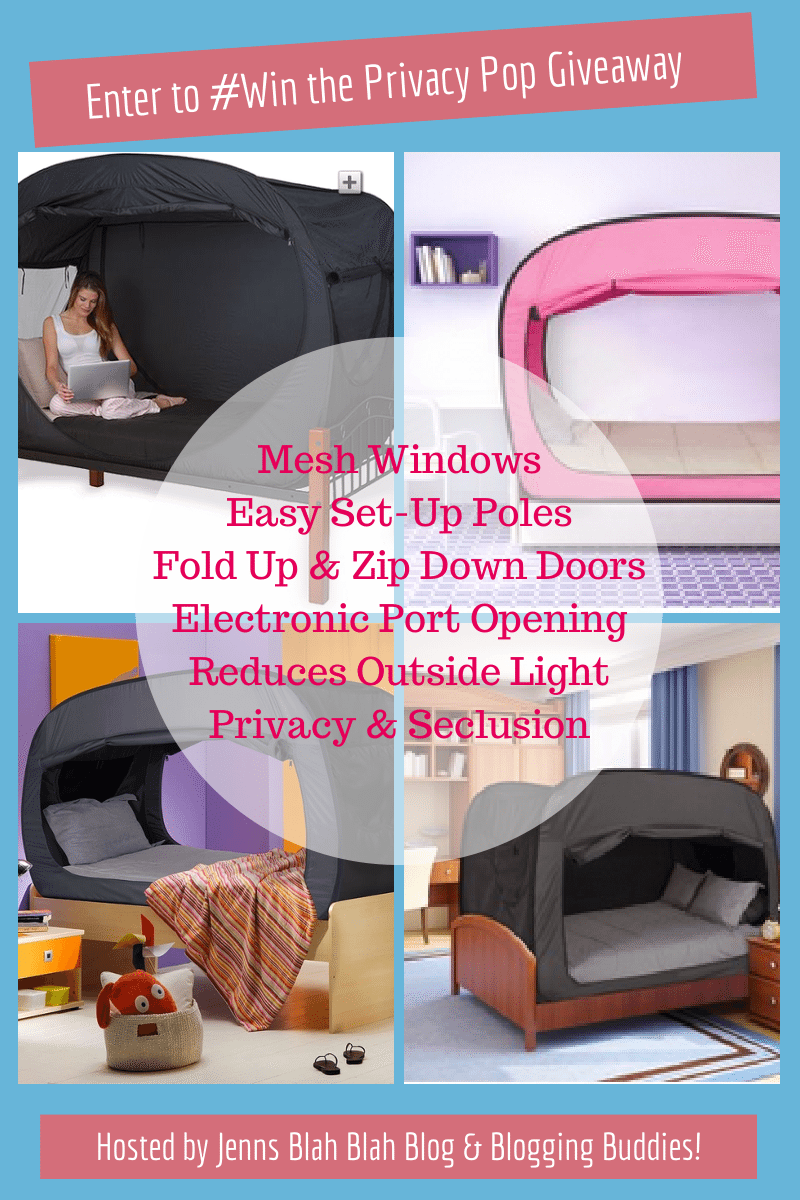 Enter to #Win the Privacy Pop Giveaway