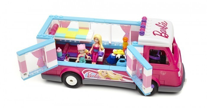 build n play barbie camper