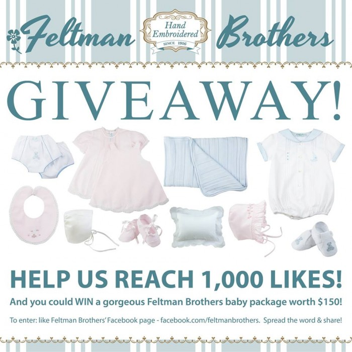 feltman giveaway