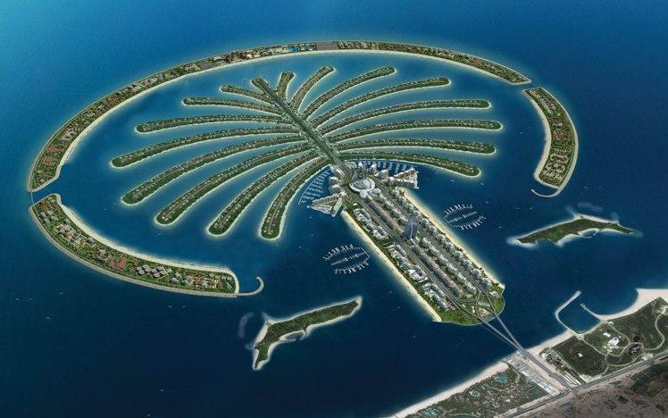 Palm jumeirah 2