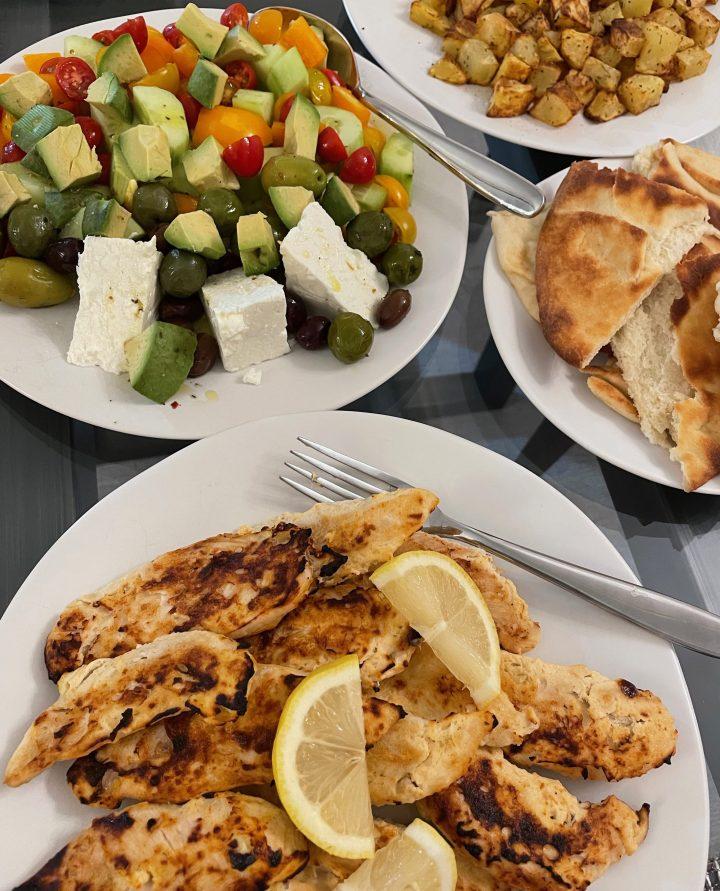 Greek Dinner