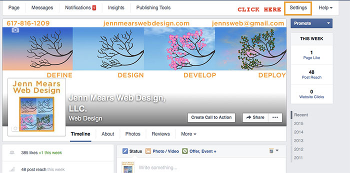How to Add an Editor to a Facebook Page