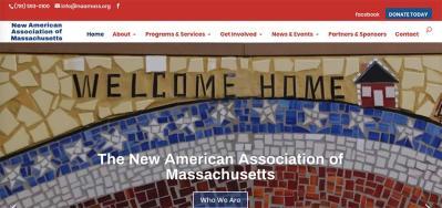 NAC home page