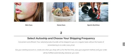 autoship products in woocommerce