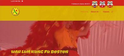 wah lum kung fu boston