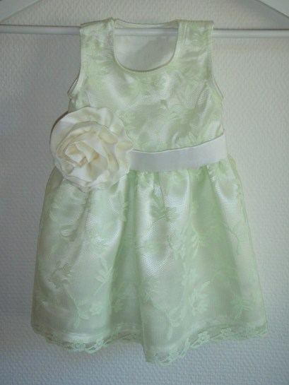 Princess Rosie Dress, baby dress