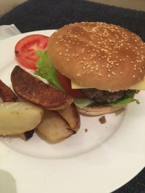 the hemingway burger