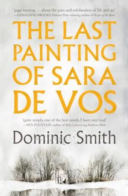 the last painting sara de vos