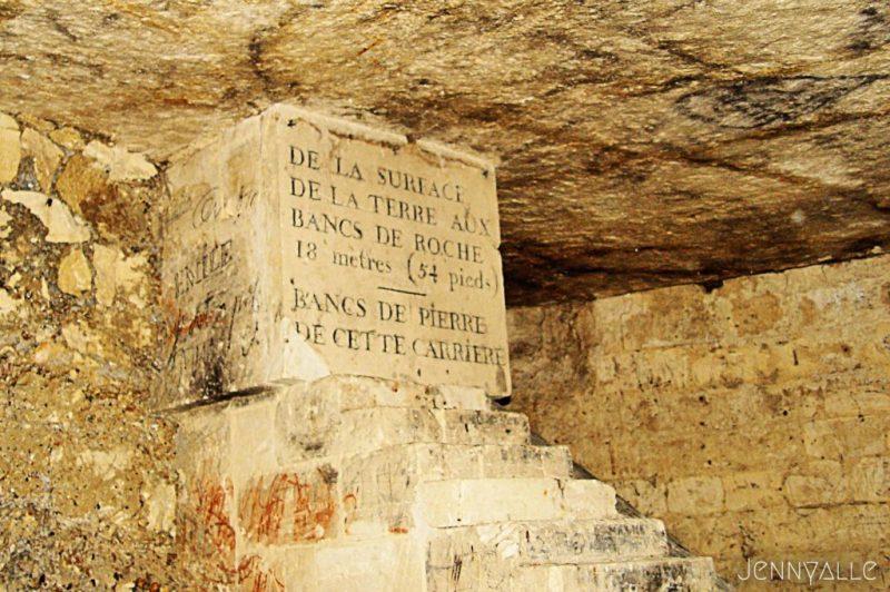 catacombes paris cabinet mineralogique