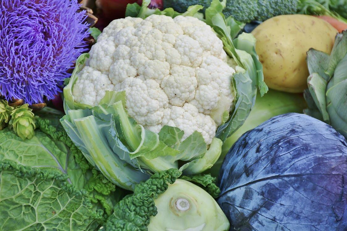 Fonkelnieuw Waarom je het beste kunt kiezen voor seizoensgroenten en fruit ZC-34