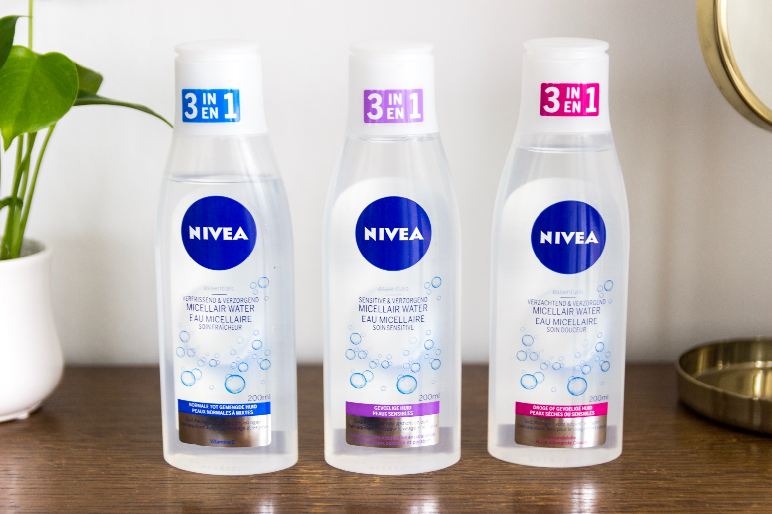 NIVEA Micellair Water