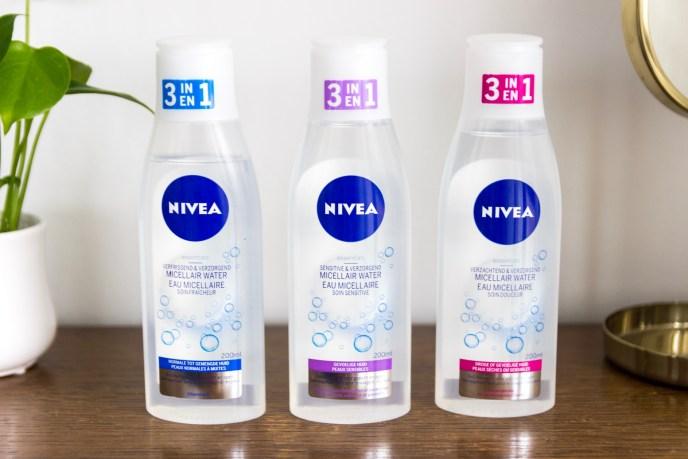 NIVEA Micellair Water