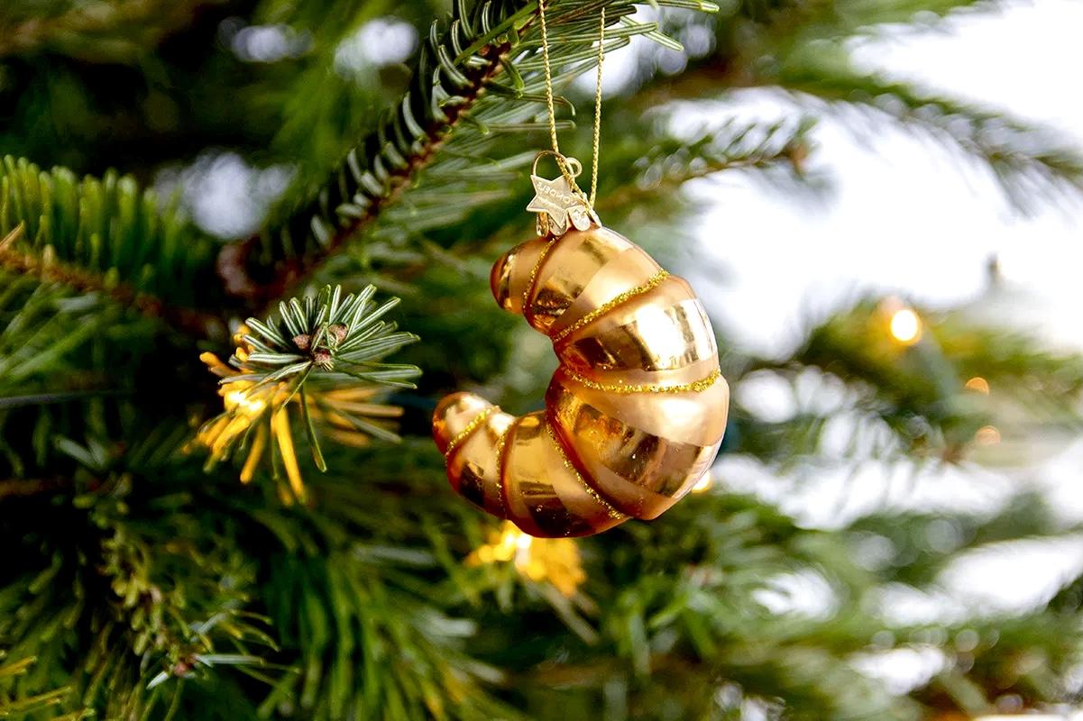 kerstballen voor reislustige foodies