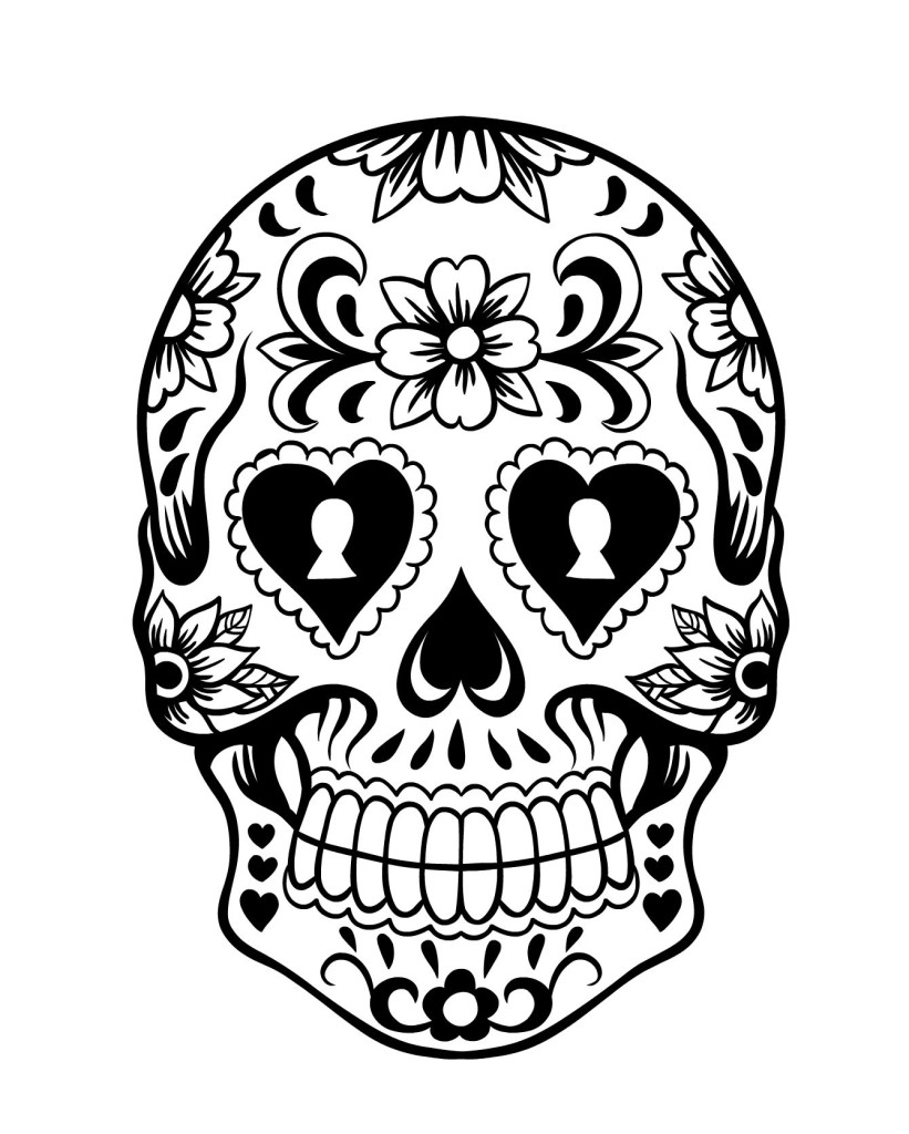 day of the dead history and free sugar