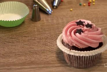 {Cupcake Monday} Pink Vanilla