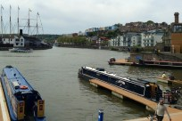 The Docks and SS Great Britain