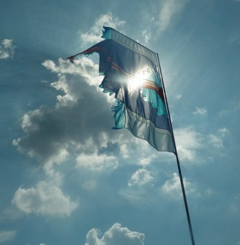 WOMAD Flag