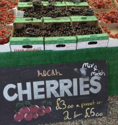Local Cherries