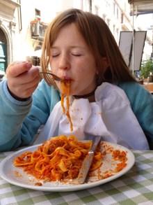 Jenny Chandler; top spots Rome