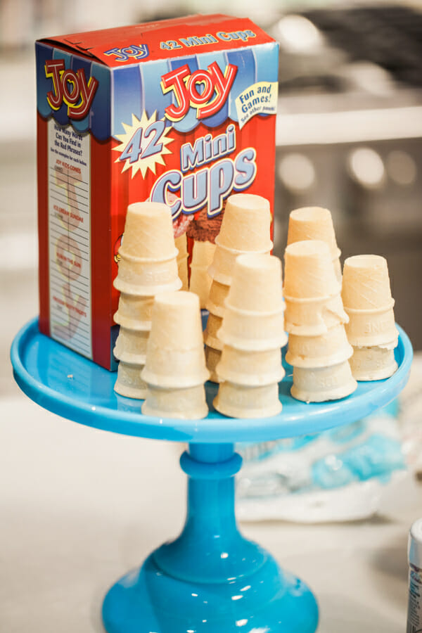 Ice Cream Cone Cake Pops Jenny Cookies