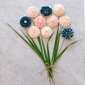 Flower Market Menu