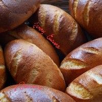 Petits pains sucrés aux farines de blé, coco, et maïs