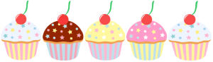 5-cupcaakes