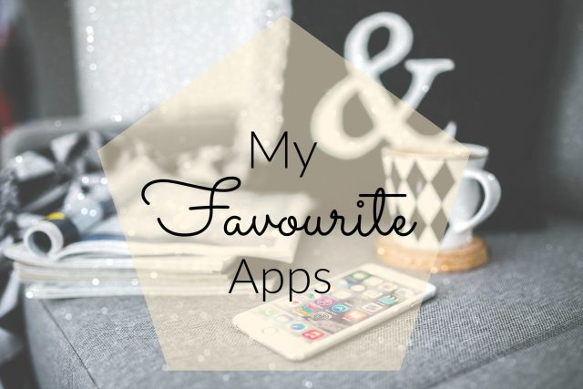 My Favourite Apps