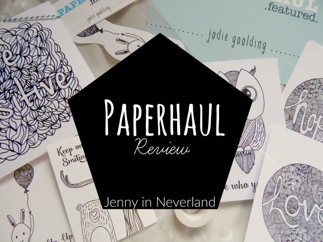 Paperhaul Review 1