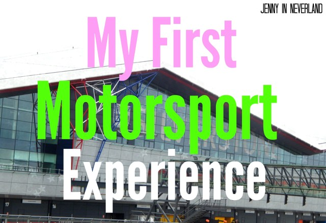 My First Motorsport Experience
