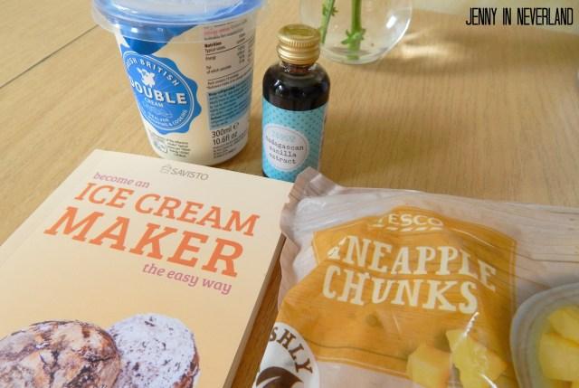 Savisto Home Ice Cream Maker 3