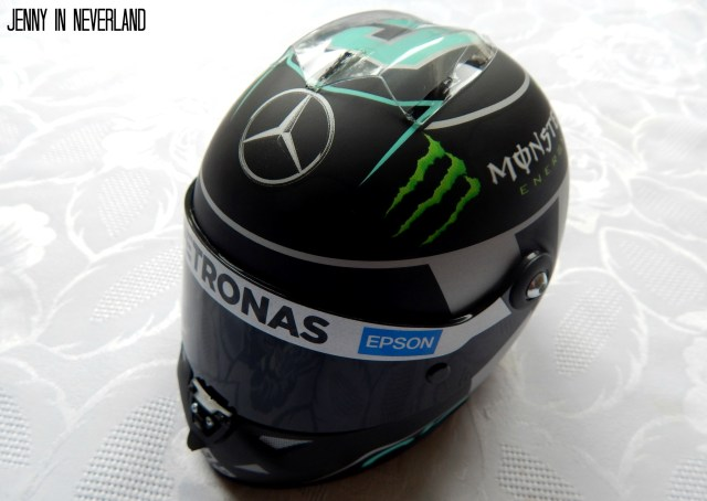 Nico Rosberg Helmet Replica