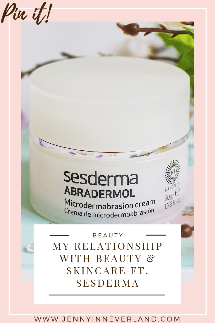 My Relationship With Beauty and Skincare