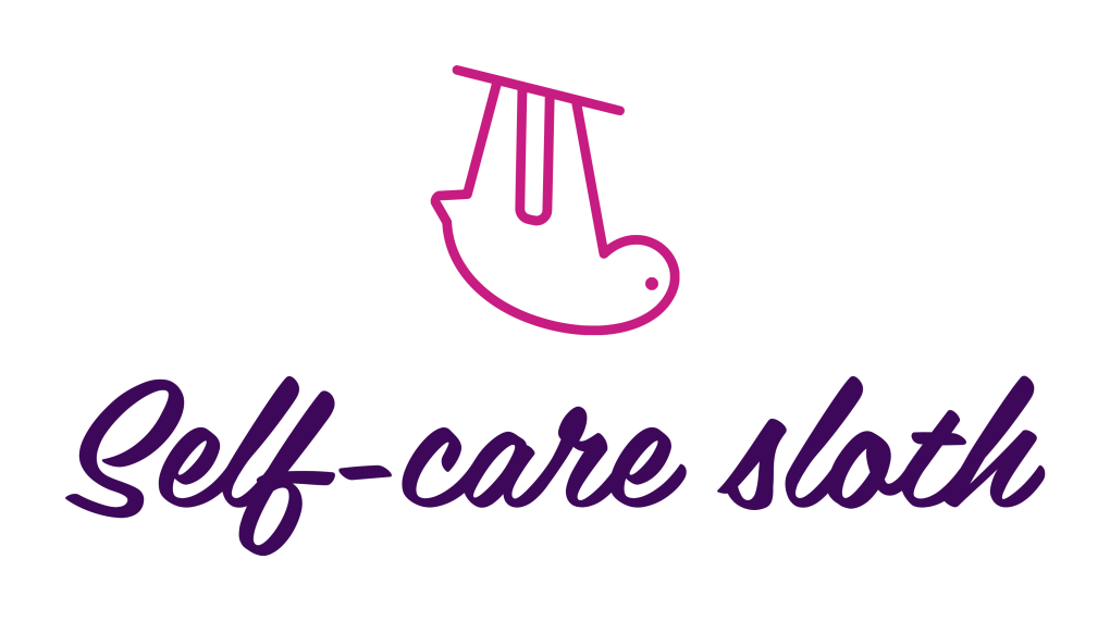 Blog Recommendations for July: The Self-Care Sloth